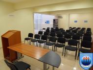 изглед конферентна зала отпред - назад